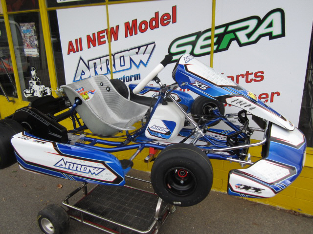 Used Karts at Ian Williams Tuning