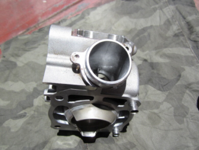 two stroke cylinder porting